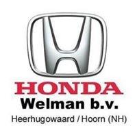 Honda Welman - Zwaag