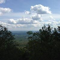 The Summit Of Mt  Monadnock