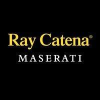 Ray Catena Maserati