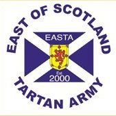 East of Scotland Tartan Army