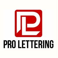 Pro Lettering