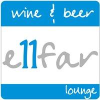 e11far  - Wine & Beer lounge