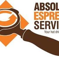 Absolute Espresso Services