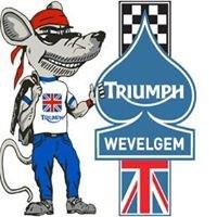 Rat Pack Triumph Wevelgem