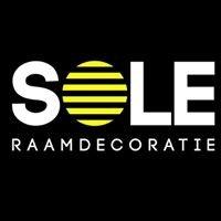 SOLE Raamdecoratie