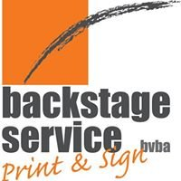 Backstage-Service Print & Sign