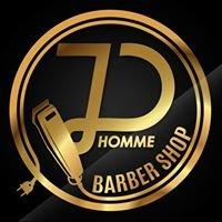 JD homme - barbershop concept