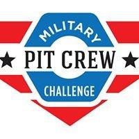 Military Pit Crew Challenge