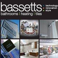 Bassetts 'Bathrooms  Heating  Tiles'