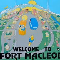 Visit Fort Macleod