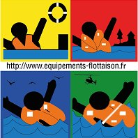 EIF & gilets de sauvetage,life jackets,rettungswesten