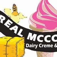 The Real McCoy Dairy Creme & BBQ