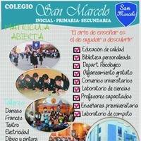 Colegio San Marcelo - Trujillo