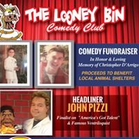 The Looney Bin Comedy Club NJ