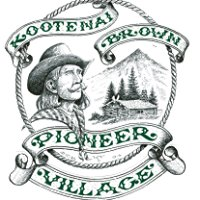 Kootenai Brown Pioneer Village