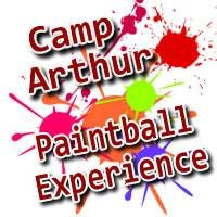 Camp Arthur Paintball Experience
