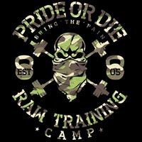 Raw Training Camp