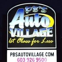 PBs AutoVillage