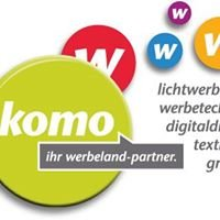 KOMO Beschriftungen Handels GmbH