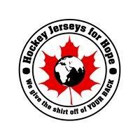 Hockey Jerseys for Hope
