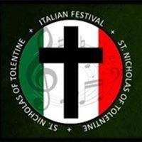 St. Nicholas Of Tolentine Italian Festival