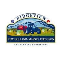 Ridgeview New Holland-Massey Ferguson