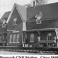 North Cumberland Historical and Genealogy Society, NS