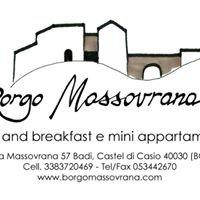 b&b Borgo Massovrana