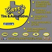 Carr's Tire & Automotive