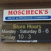 Moscheck's Meat and Produce Company