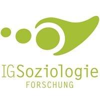 IG-Soziologie Forschung