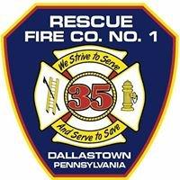 Rescue Fire Company No. 1 of Dallastown, Pa