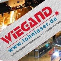 Wiegand Gmbh Metalltechnik & Lasercut-Service Remscheid