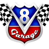V8 Garage
