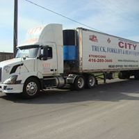 City Truck Driving School