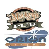 Orion Cinema & Mickey's Pub