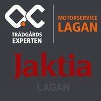 Jaktia/Motorservice i Lagan