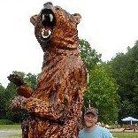 HB Chainsaw Sculptures