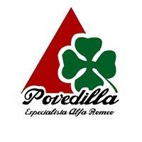 Talleres Povedilla Alfa Romeo