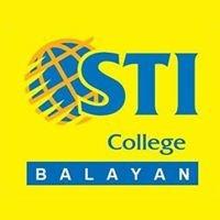 STI College BALAYAN