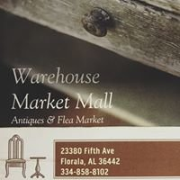 The Warehouse Market Mall Antique And Flea Market