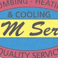 D & M Plumbing Heating & Cooling