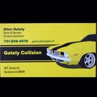 Gately Collision