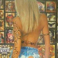 Almos tatuiruočių studija