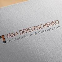 Yana Derevenchenko Dolmetscherin & Übersetzerin