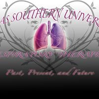 Texas Southern University Respiratory Therapist