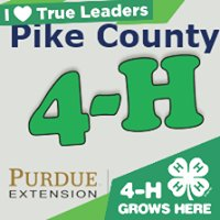 Pike County Indiana 4H