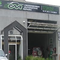 Crossmember Automotive Repairs