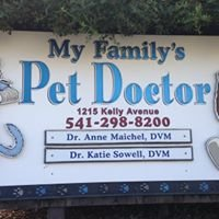 My Family's Pet Doctor