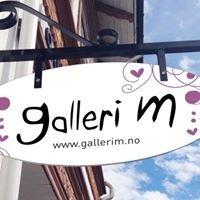 Galleri M,malerier av Marit Bergem